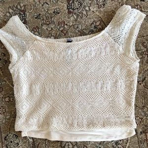 Women's top from Lord and Taylor.